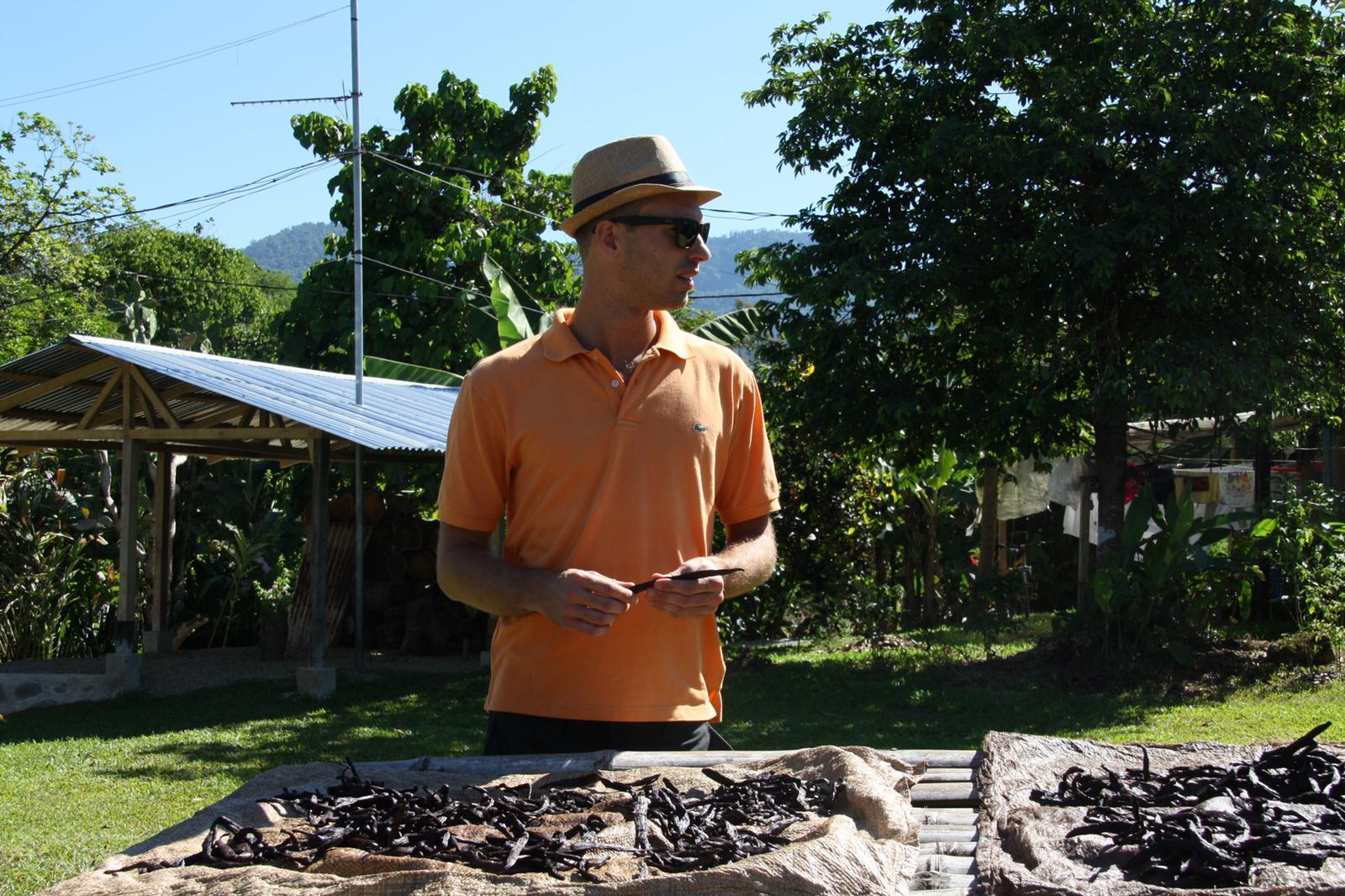 Vanille und Zimt: Zutaten aus Costa Rica
