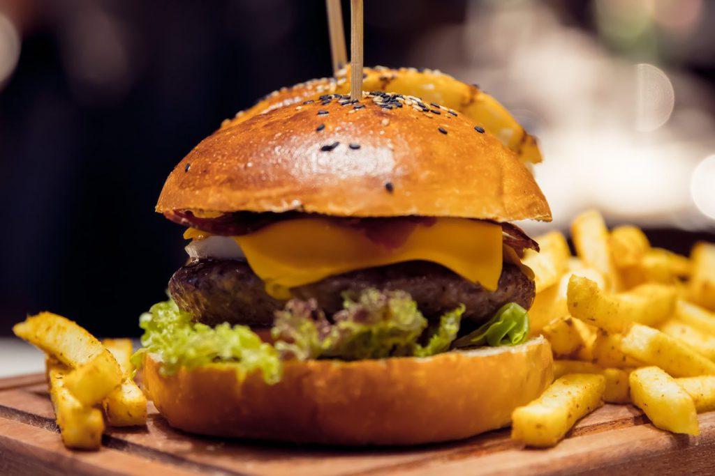 Süße Burger fast wie im Original