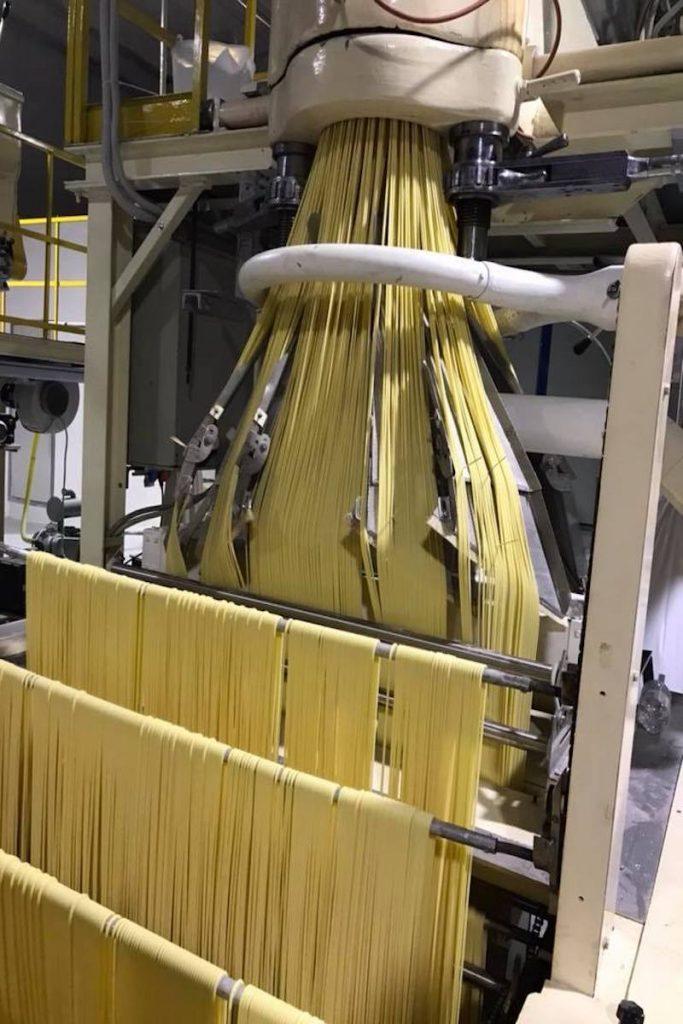 pastAMI traditionelle Nudelmaschine