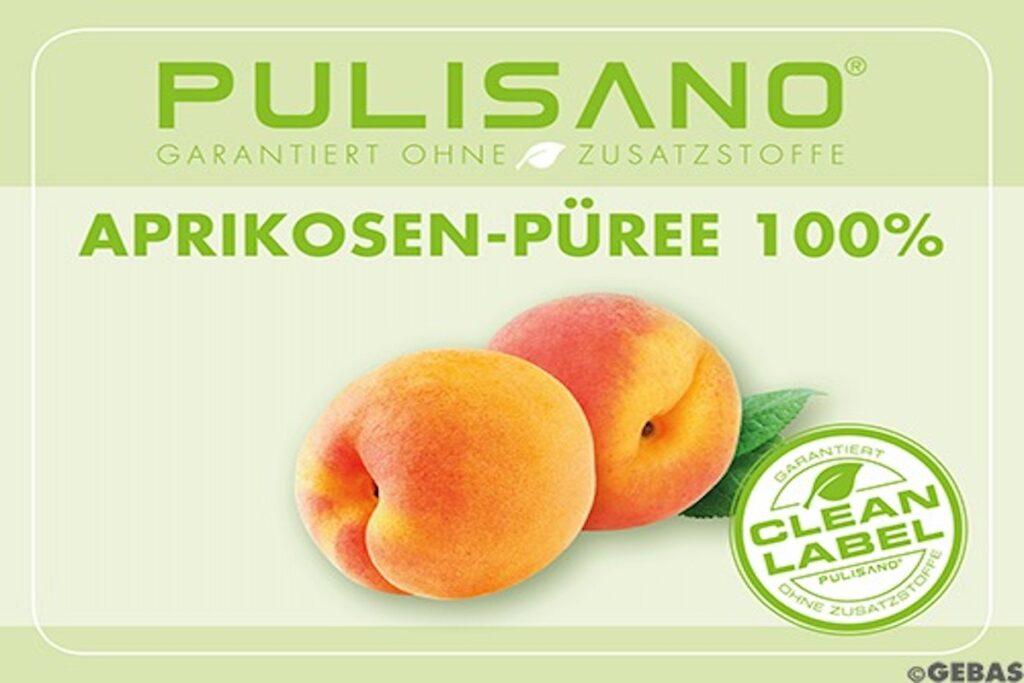 100 % Clean-Label Pulisano Aprikose